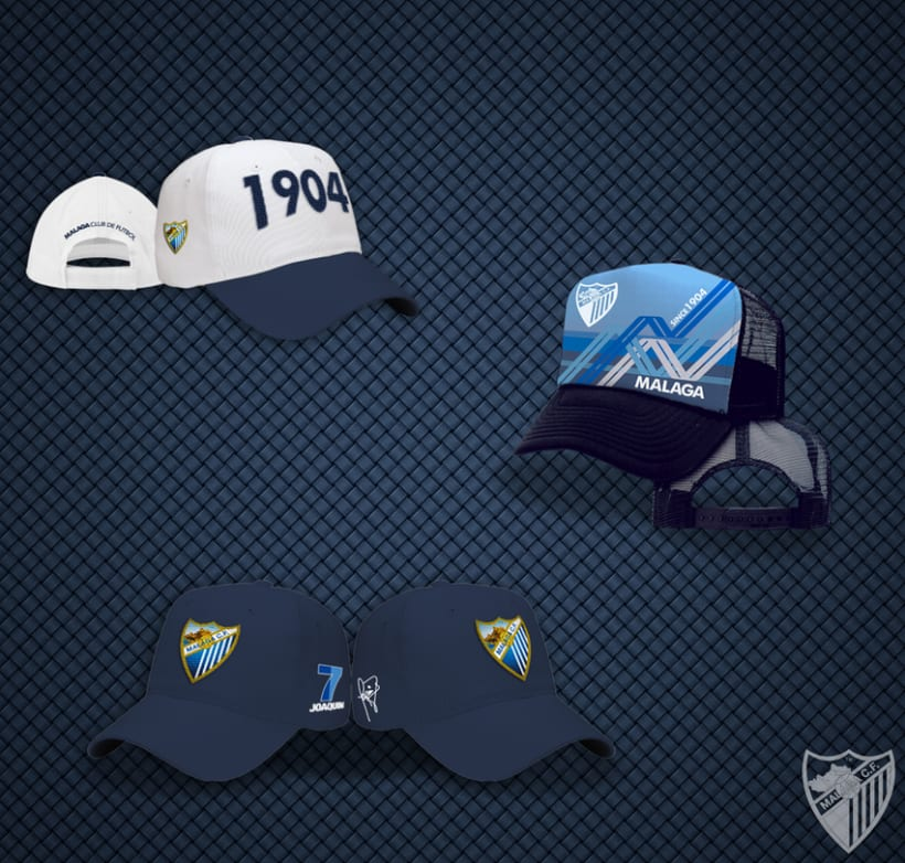 Malaga CF / Merchandising Products 22