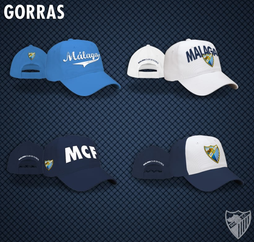Malaga CF / Merchandising Products 21