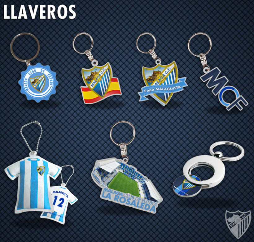 Malaga CF / Merchandising Products 24