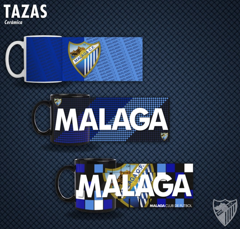 Malaga CF / Merchandising Products 26