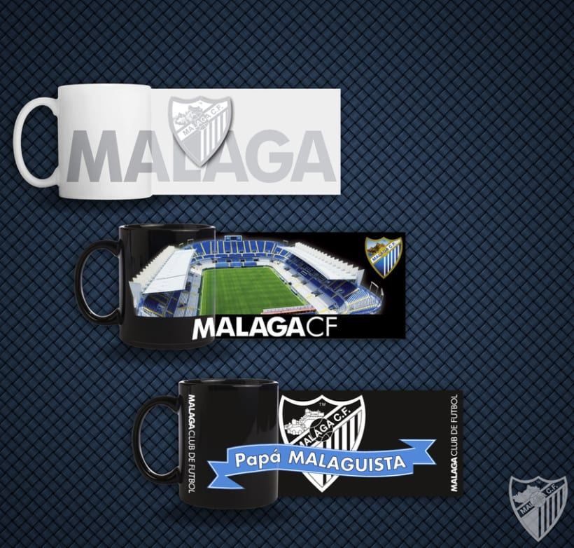 Malaga CF / Merchandising Products 27