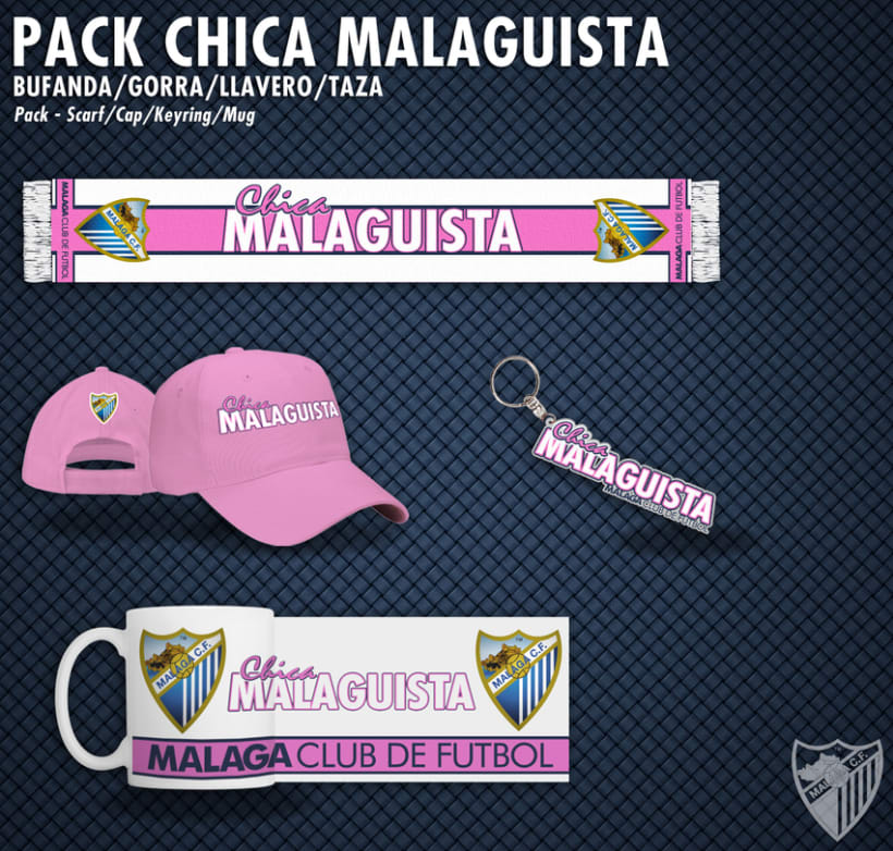 Malaga CF / Merchandising Products 31