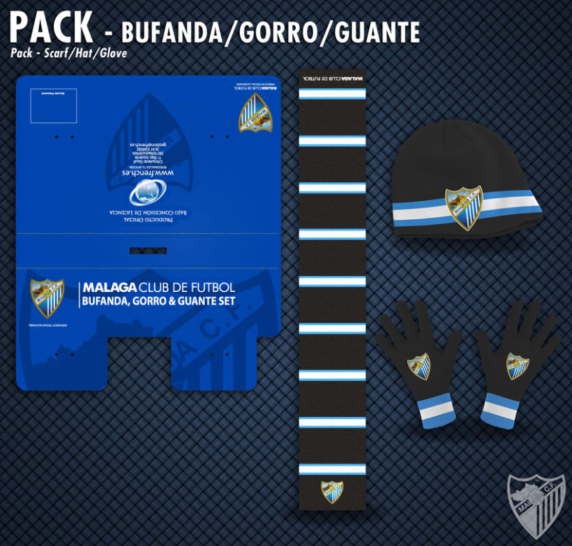 Malaga CF / Merchandising Products 32