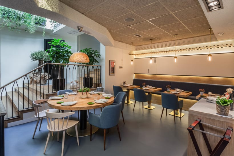 Restaurante Rooster, Madrid 9