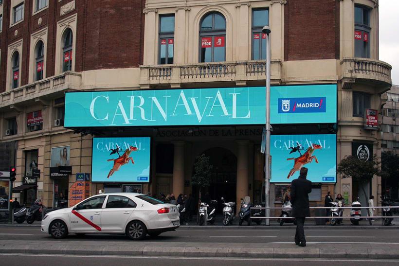 Carnaval Madrid 2015 8