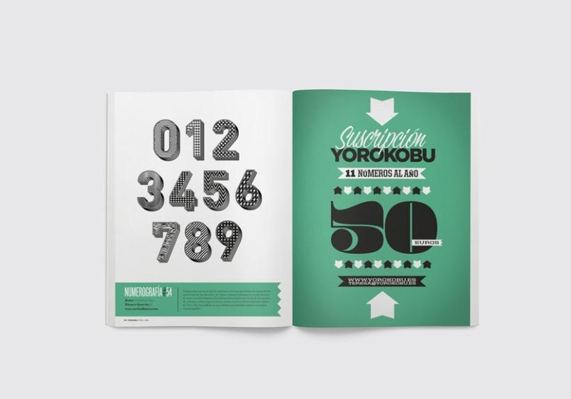 Yorokobu Numbers 4