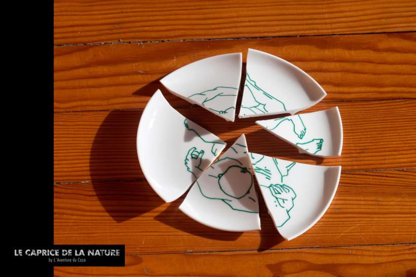 LE CAPRICE DE LA NATURE -1