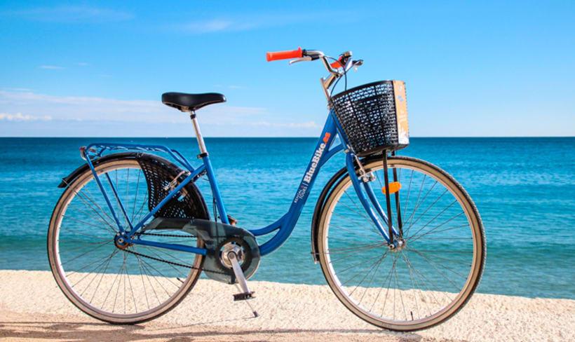 Blue Bike | rental & tours Estrategia de comunicación y Branding 5