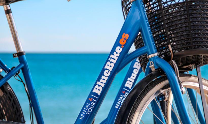 Blue Bike | rental & tours Estrategia de comunicación y Branding 7