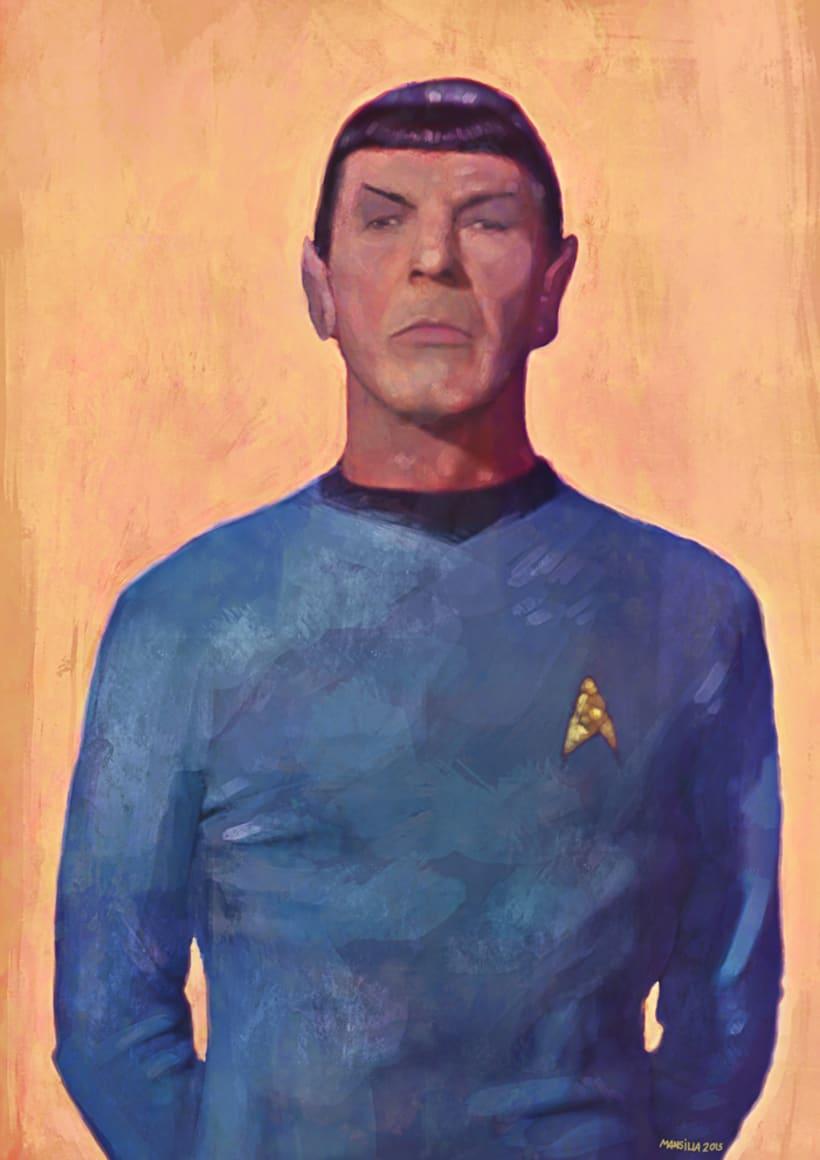 Spock -1