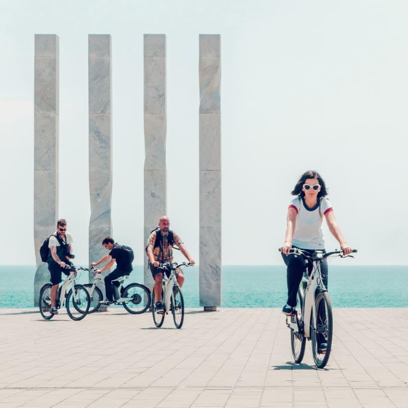 Las bicis son para la ciudad 10