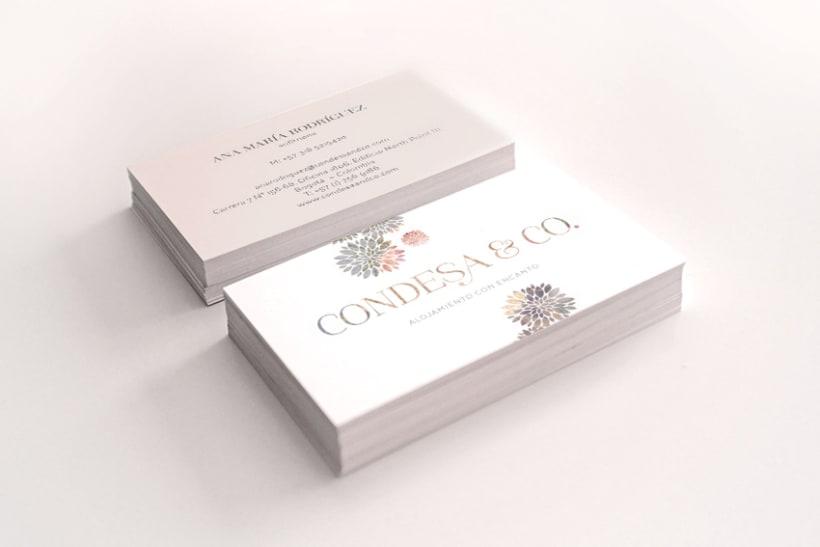 Condesa & Co.  0