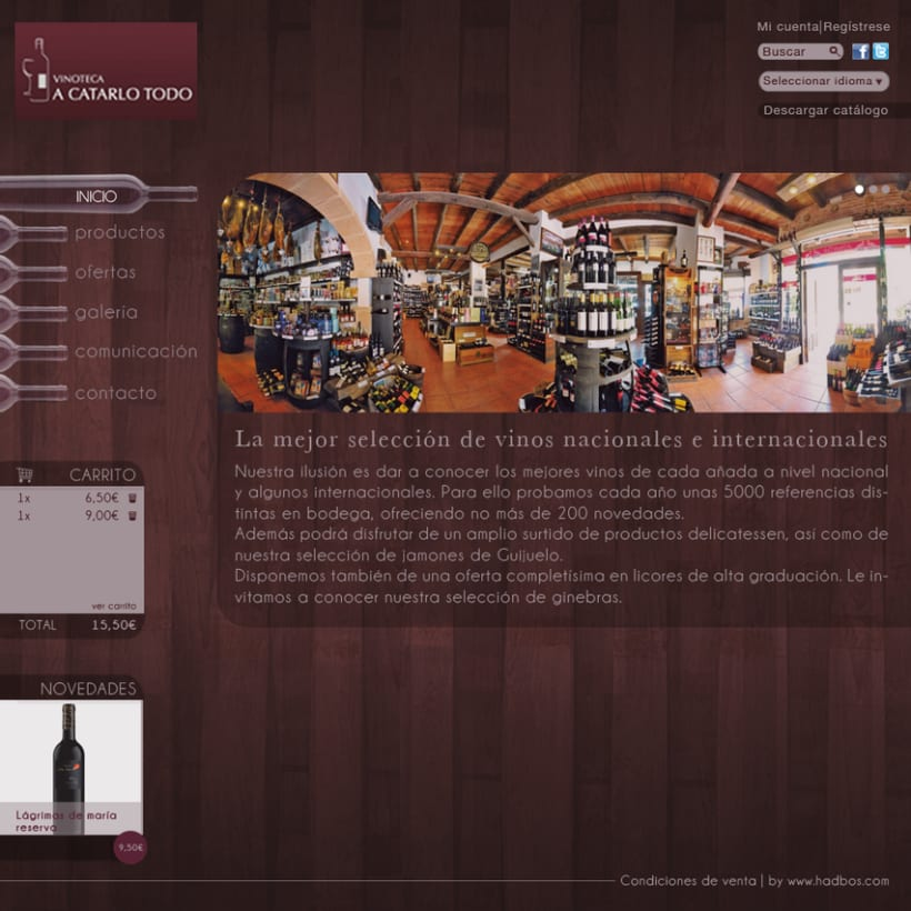 Diseño de plantilla tienda online -1