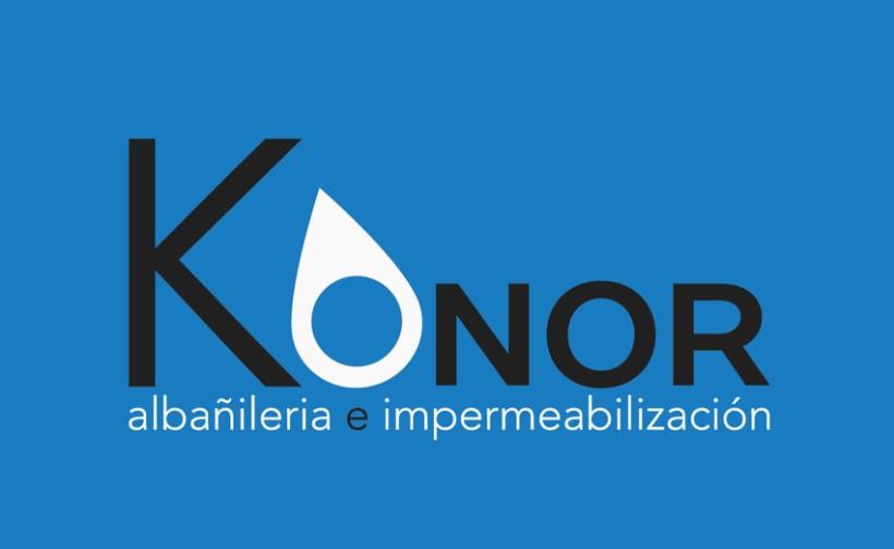 "Branding ""Konor"" -1"