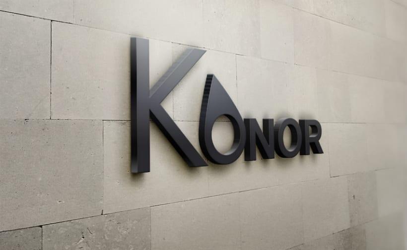 "Branding ""Konor"" 2"
