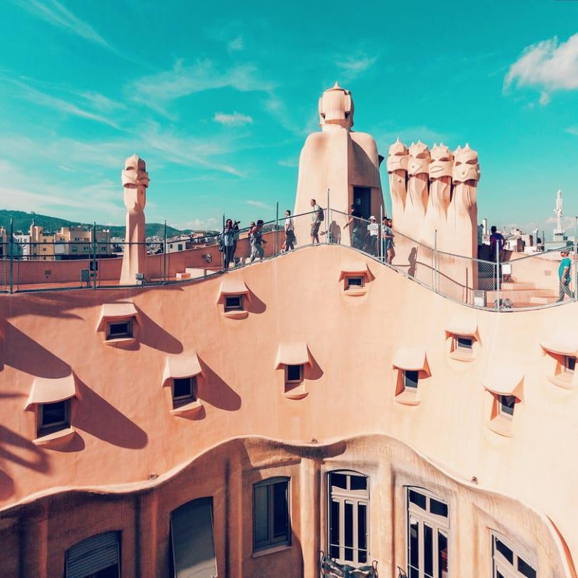 Descubriendo más Barcelona 4