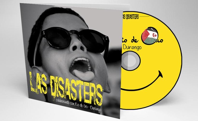 """CD """"Las disasters"""" -1"""