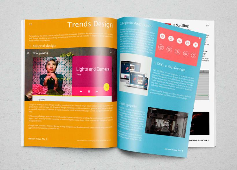 Mi Proyecto del curso  Introducción al Diseño Editorial 2