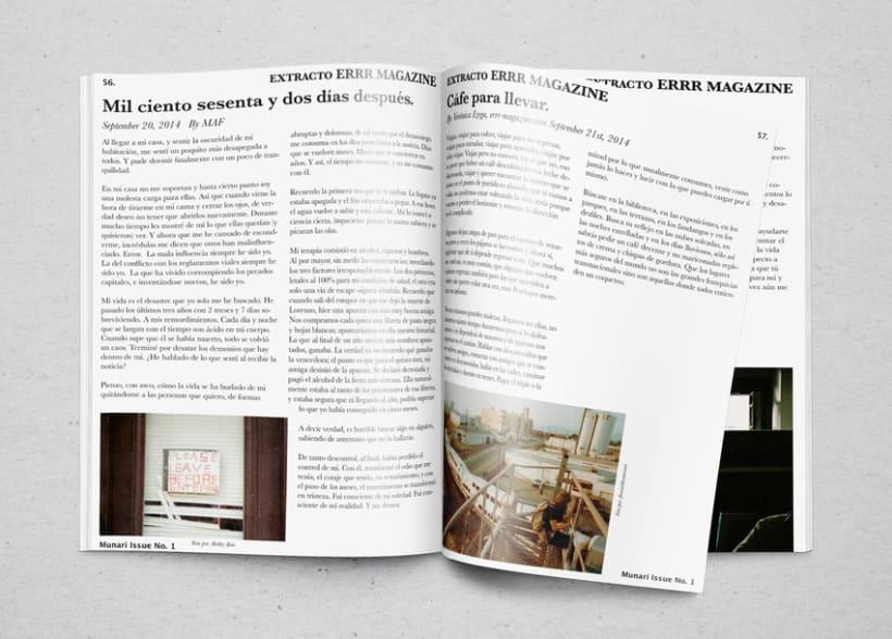 Mi Proyecto del curso  Introducción al Diseño Editorial 10