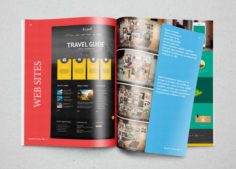 Mi Proyecto del curso  Introducción al Diseño Editorial 11