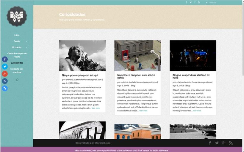 Woopa, tienda online Wordpress + Woocommerce 4