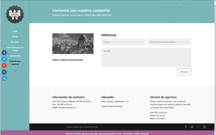 Woopa, tienda online Wordpress + Woocommerce 5