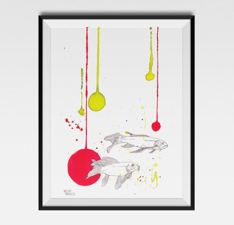 Acuarelas Animales 1