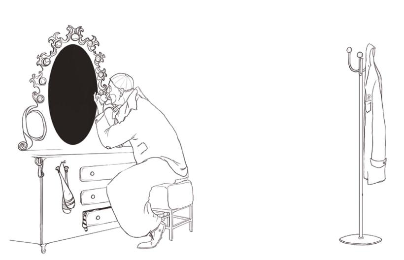 Ilustraciones para Voilà Ediciones 1