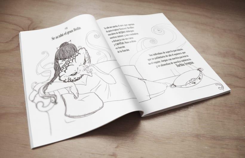 Ilustraciones para Voilà Ediciones 3