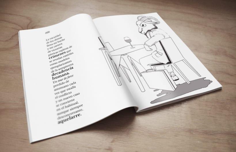 Ilustraciones para Voilà Ediciones y Castelló Negre 2015 -1