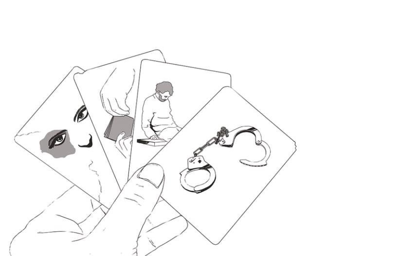 Ilustraciones para Voilà Ediciones y Castelló Negre 2015 2