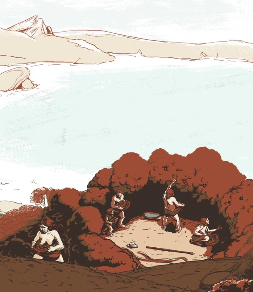 El Neandertal en Málaga 5
