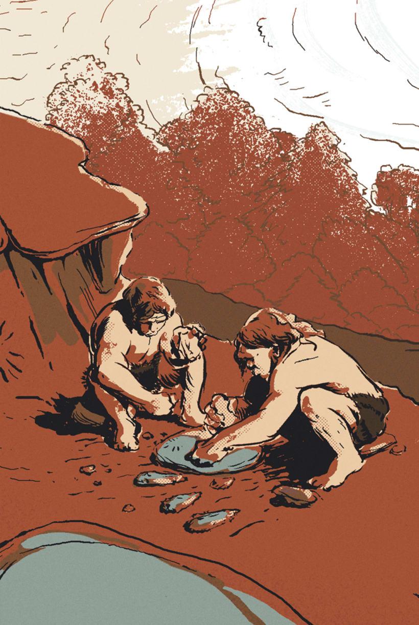 El Neandertal en Málaga 9