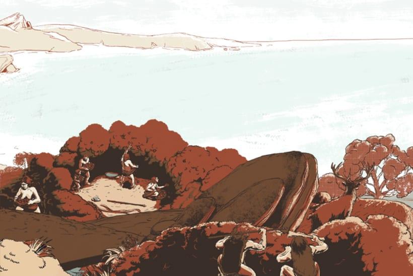 El Neandertal en Málaga 3