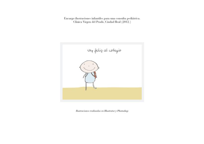 Ilustraciones Consulta Pediátrica 1