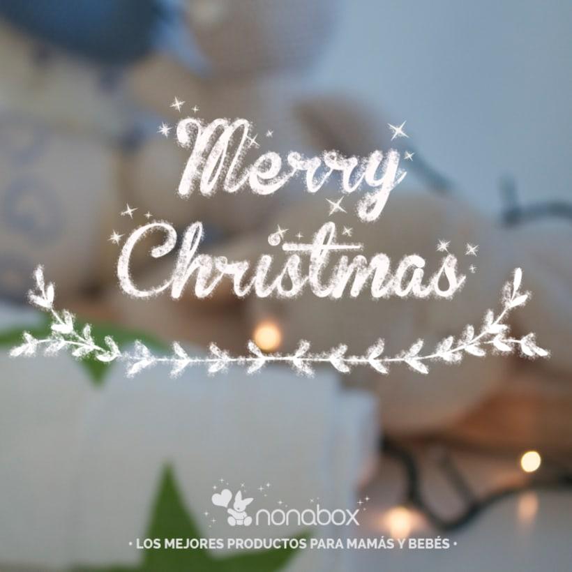 Campaña viral Feliz Navidad - Nonabox 2