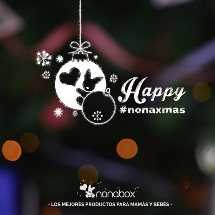 Campaña viral Feliz Navidad - Nonabox 4