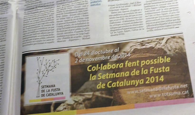 Gremi de Fusters, Ebenistes i Similars de Barcelona Setmana de la Fusta 2014 8