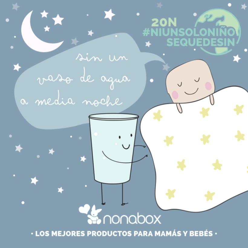 Ilustraciones campaña viral: día internacional del niño  5