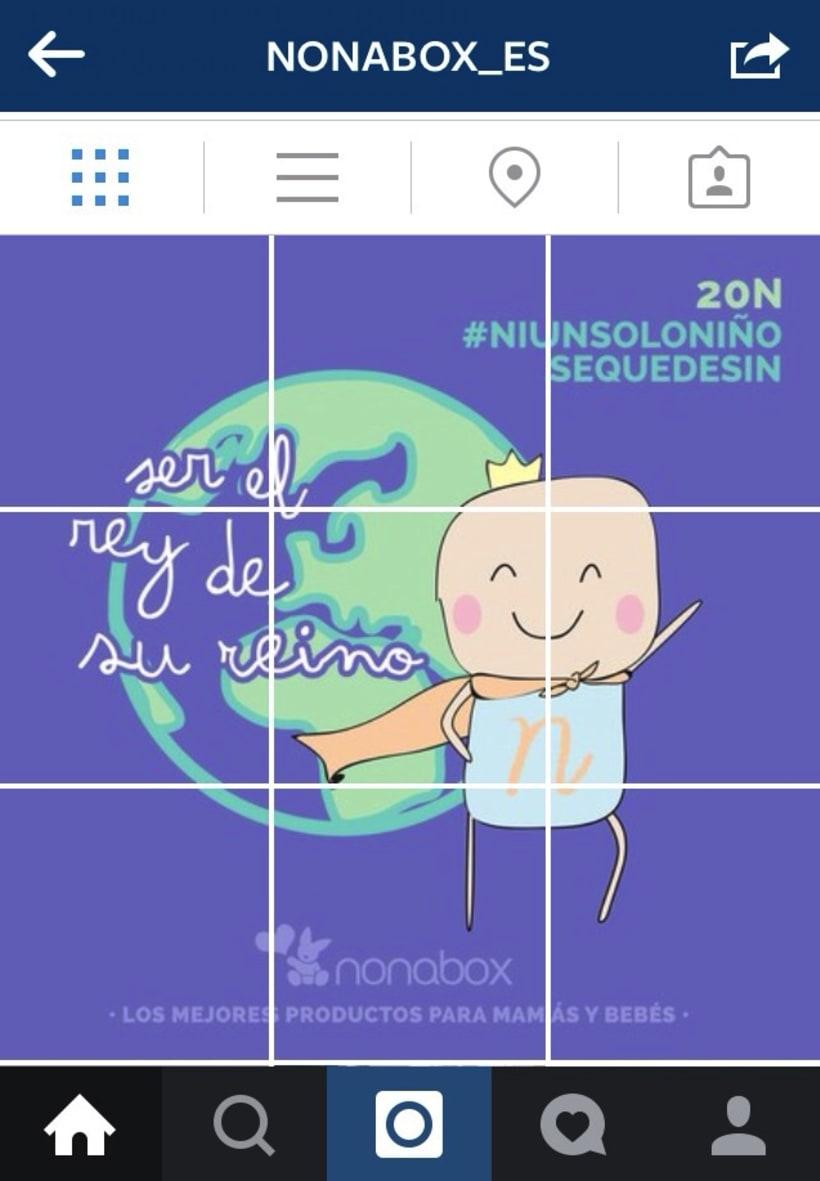 Ilustraciones campaña viral: día internacional del niño  9