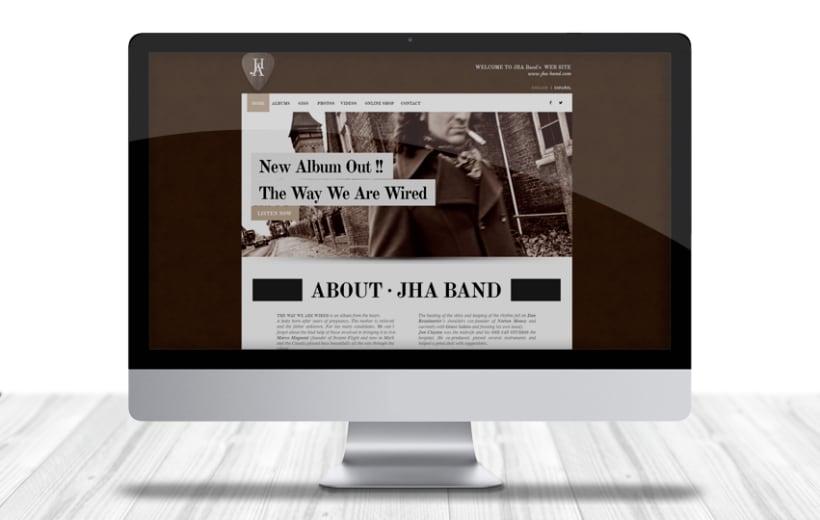 JHA · Website · 0
