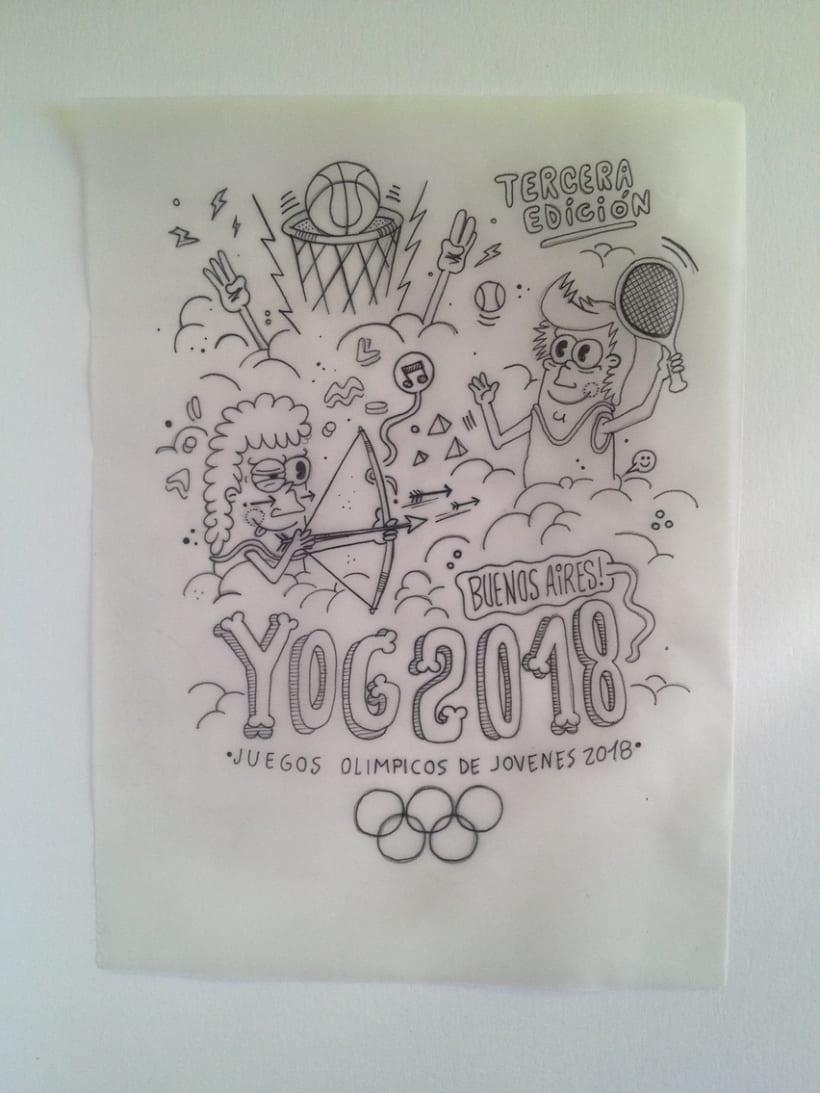 YOG // Juegos Olimpicos de la Juventud 2018 2