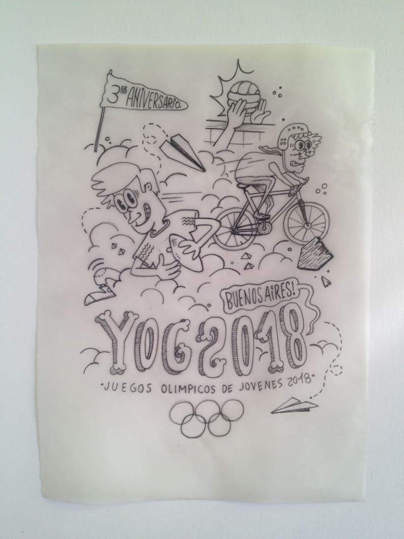 YOG // Juegos Olimpicos de la Juventud 2018 3