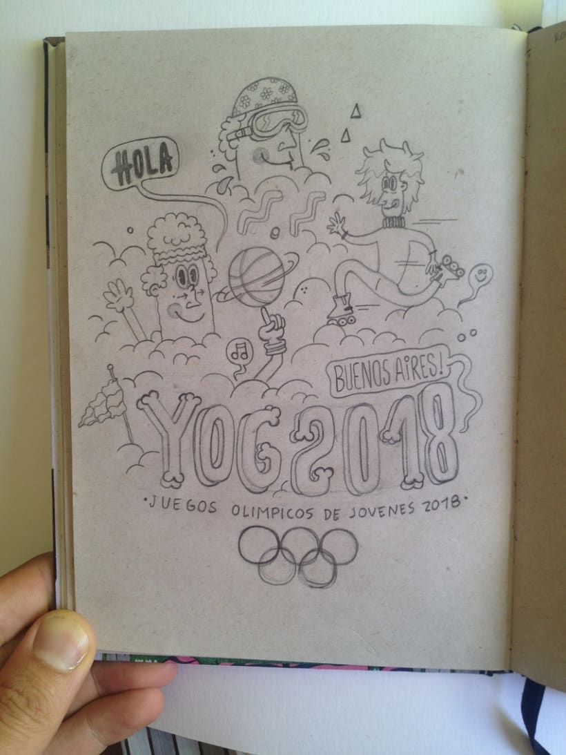 YOG // Juegos Olimpicos de la Juventud 2018 0