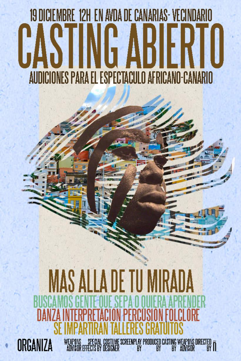 Más allá de tu mirada (Proyecto social Asoc. Afrocanarias-La Caixa) 2