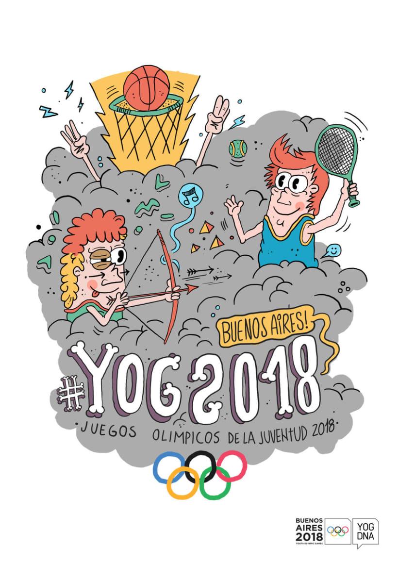 YOG // Juegos Olimpicos de la Juventud 2018 6