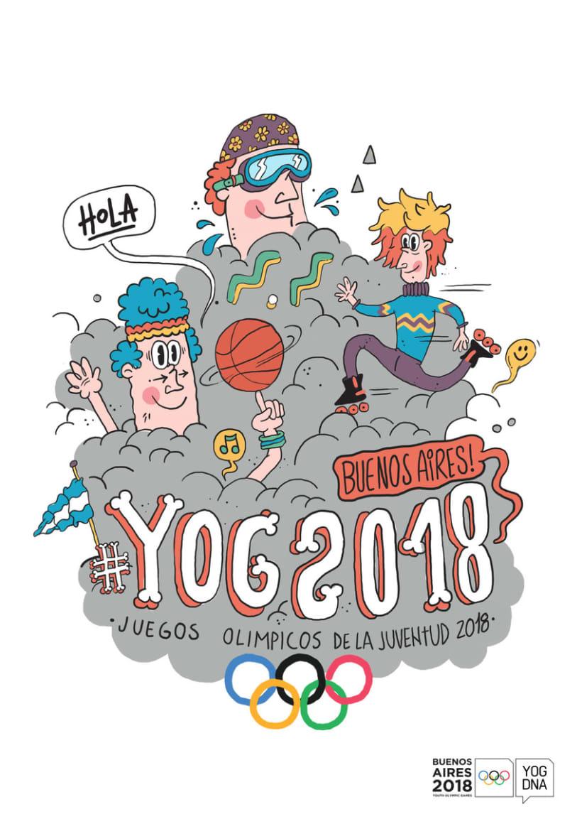 YOG // Juegos Olimpicos de la Juventud 2018 7