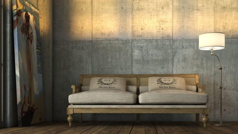 Sofá Vintage 1