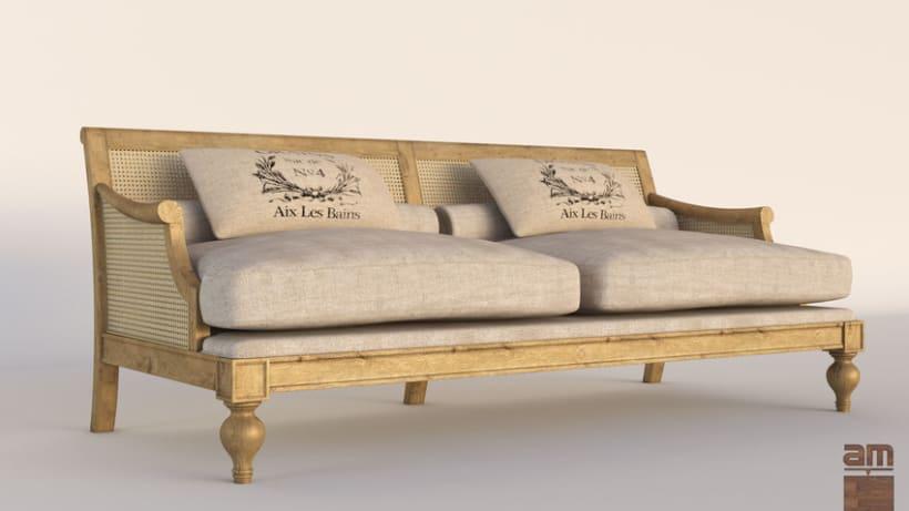 Sofá Vintage 2