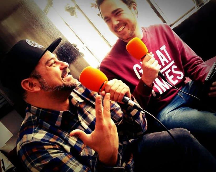 Entrevista a Nach        Cámara, Edición 0